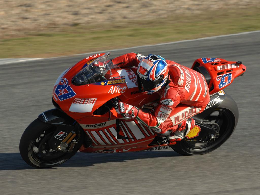 MOTOGP TEST JEREZ 2007 - Foto MotoGP alta risoluzione 17 di 30