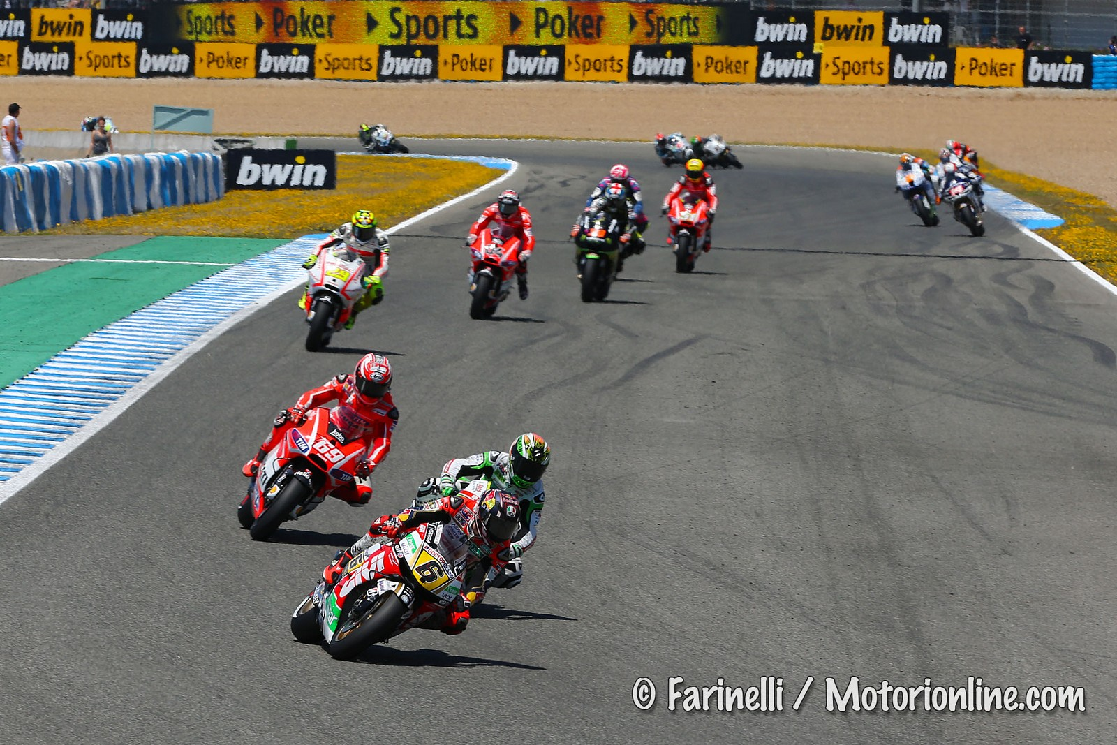 MotoGP Jerez 2013RACE Foto MotoGP alta risoluzione 30 di 78