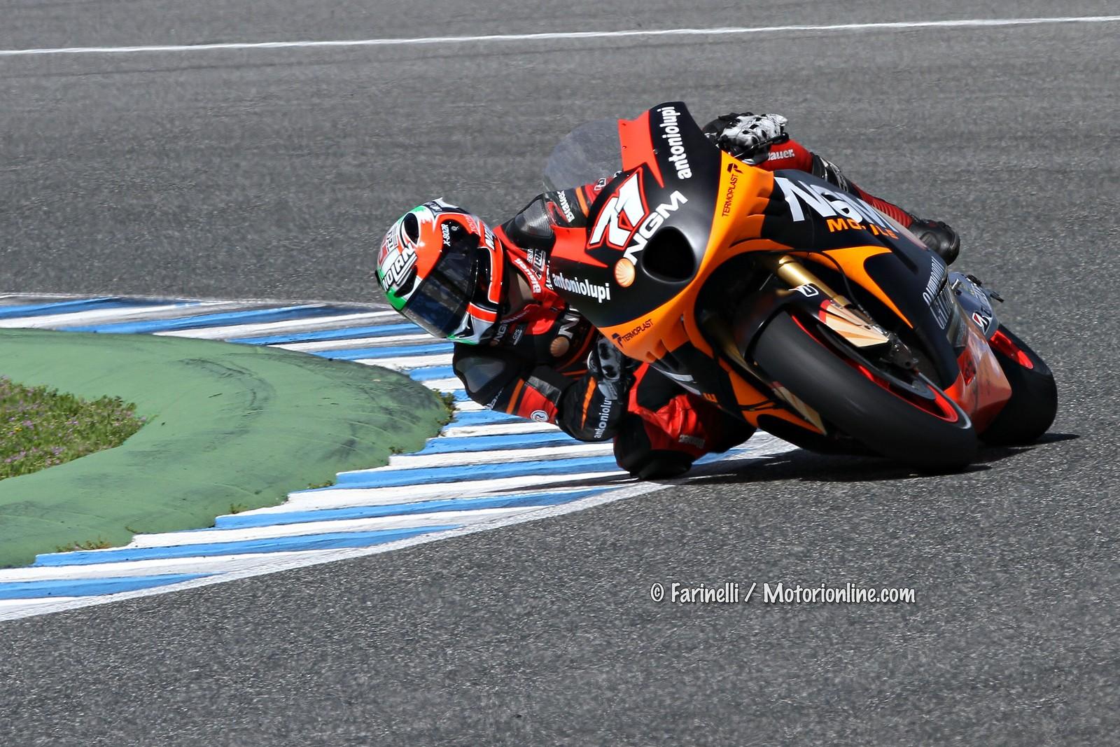 Test Irta Jerez 2013 2013Day_3 Foto MotoGP alta risoluzione 22 di 31