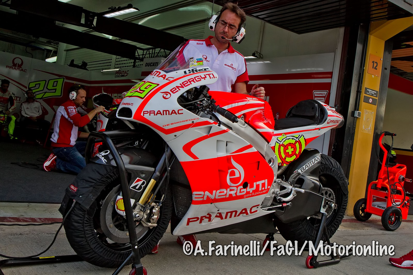 Test Valencia shake down 2014 Day_3