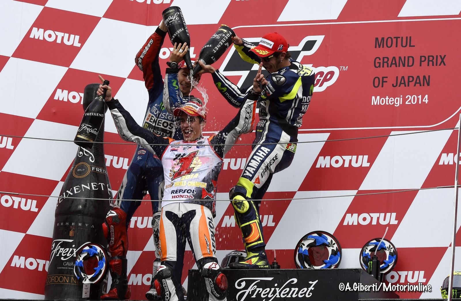 MotoGP Motegi 2014 RACE Foto 16/218