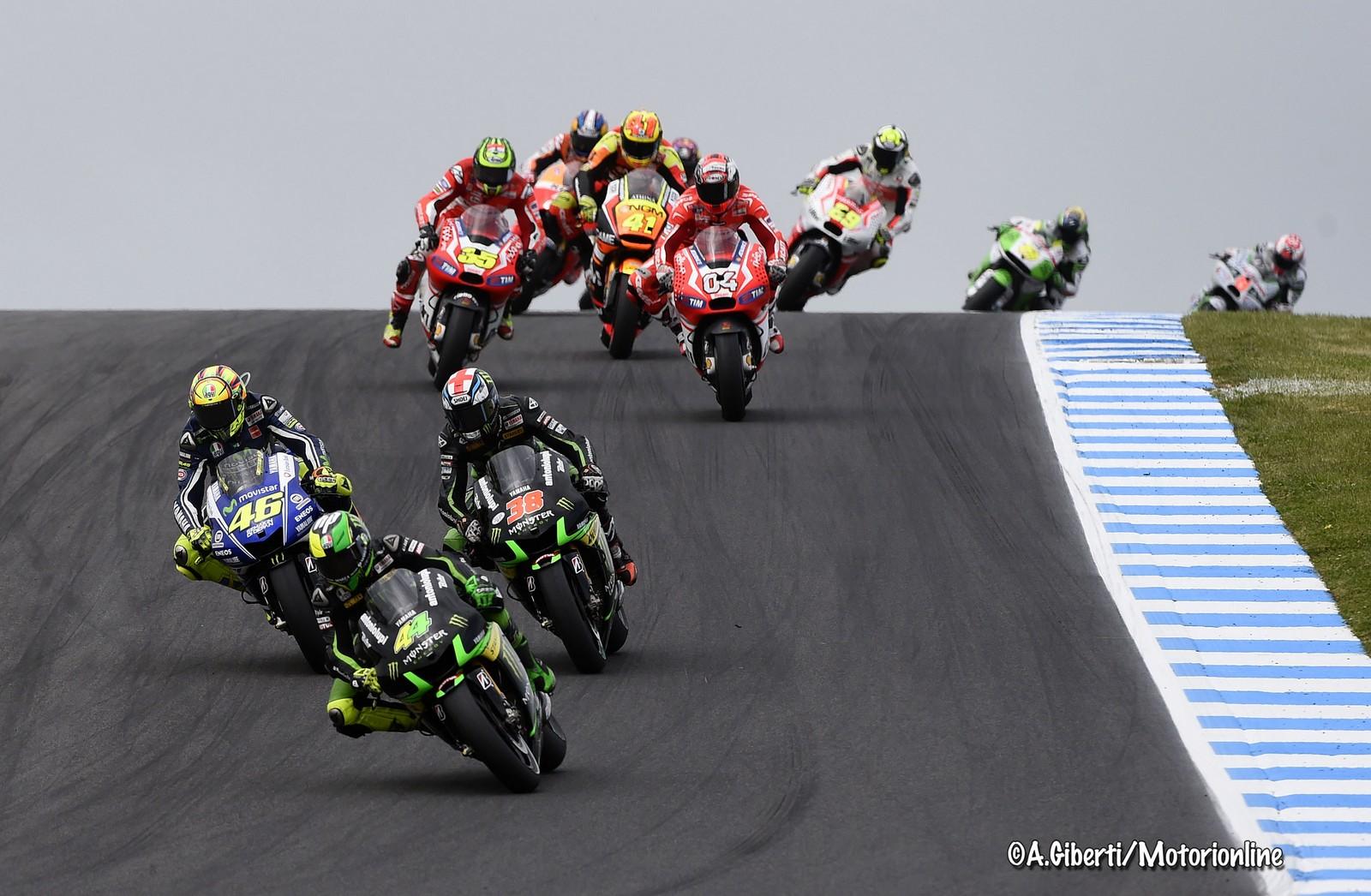 MotoGP Phillip Island RACE Foto 23/210