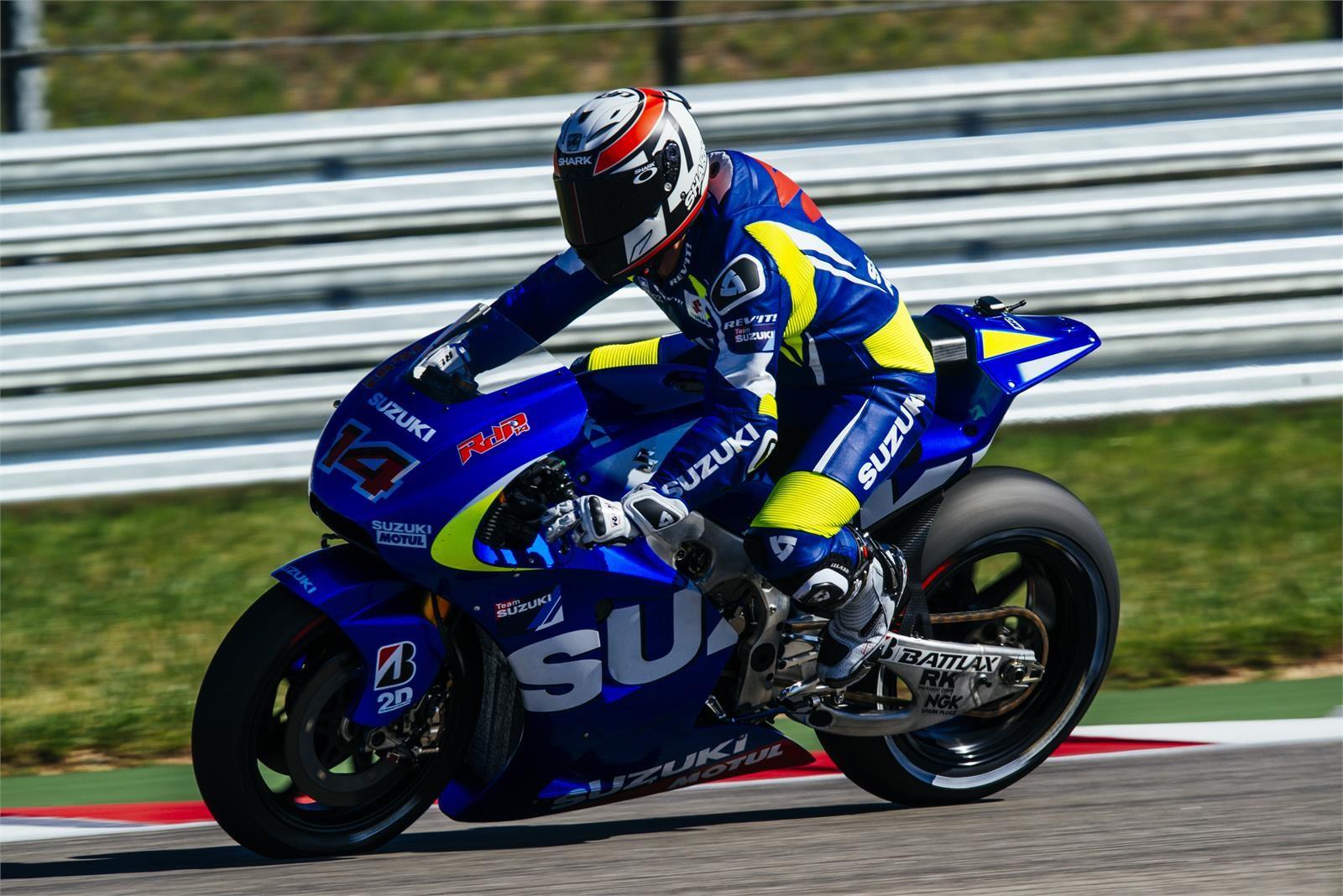 Test Suzuki Austin 2014 - Foto MotoGP alta risoluzione 44 di 67