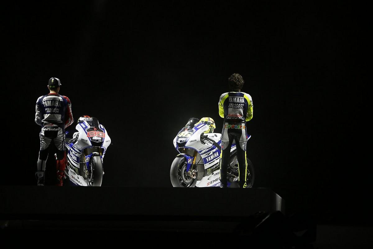 YAMAHA M1 2014 2014 - Foto MotoGP alta risoluzione 26 di 35