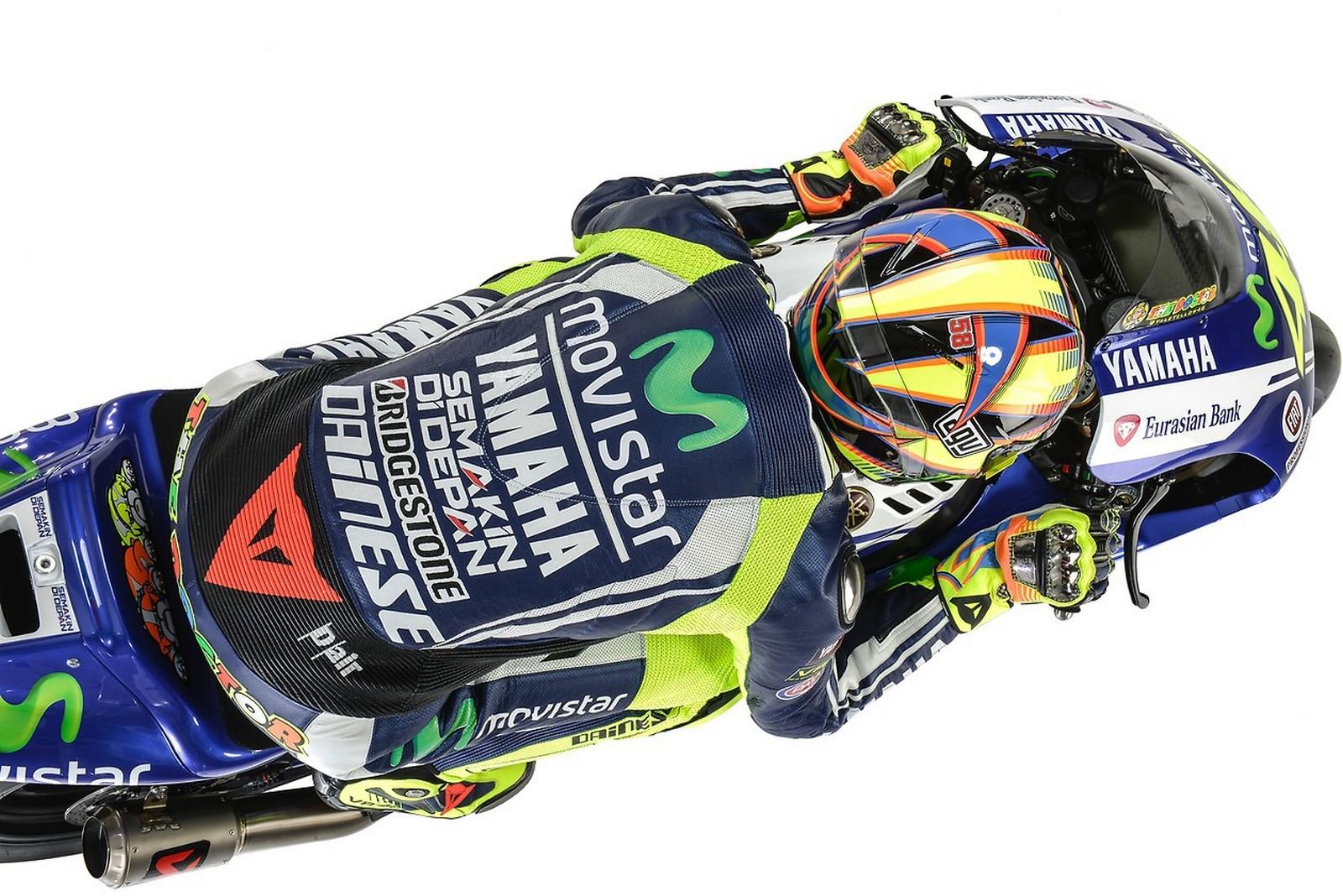 Yamaha Movistar - Foto MotoGP alta risoluzione 28 di 48
