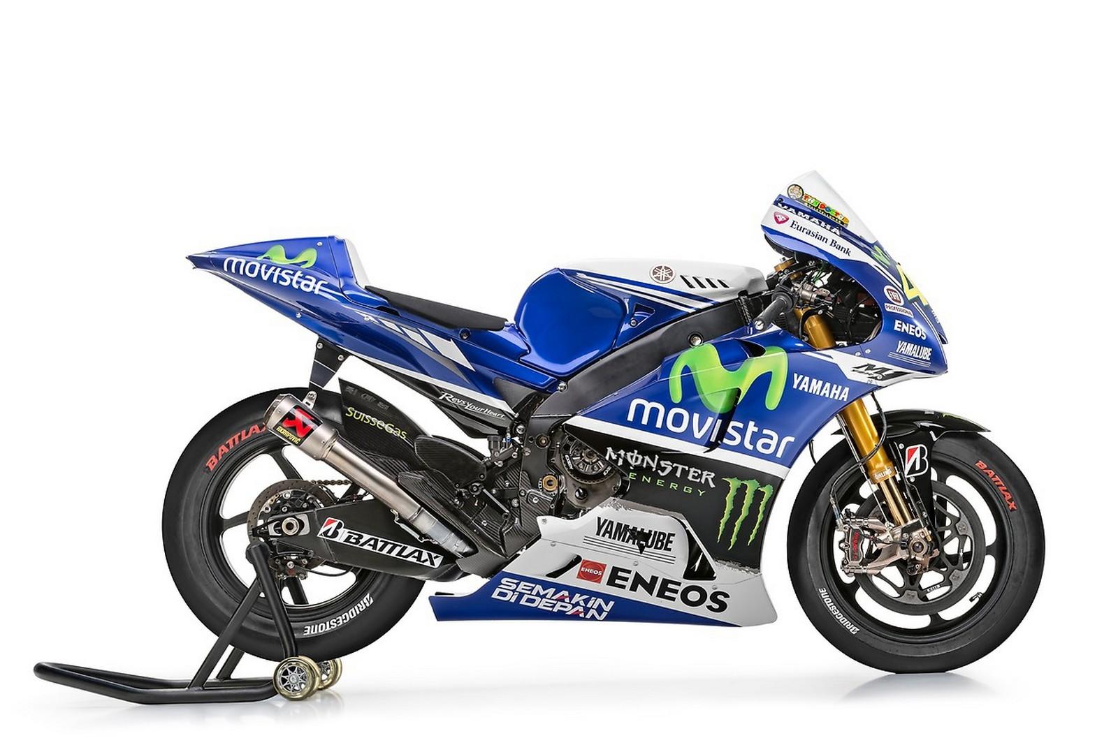 Yamaha Movistar 2014 - Foto 23/48