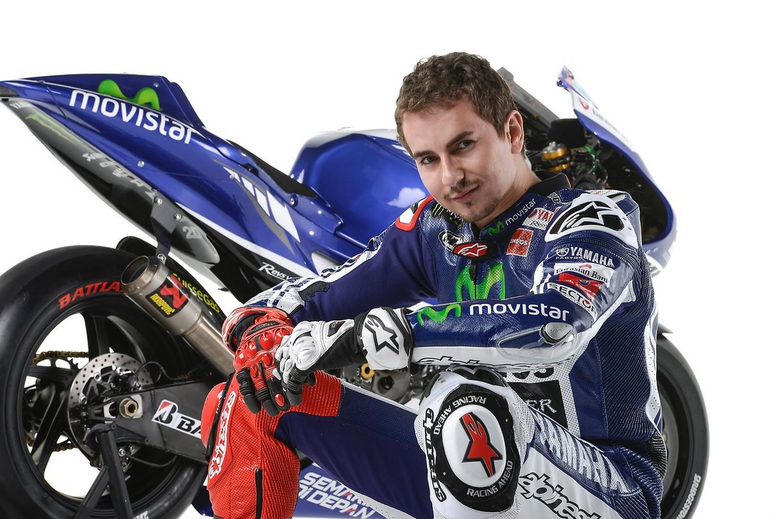 Yamaha Movistar - Foto MotoGP alta risoluzione 46 di 48