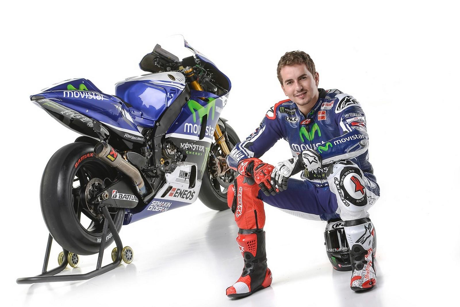 Yamaha Movistar - Foto MotoGP alta risoluzione 17 di 48