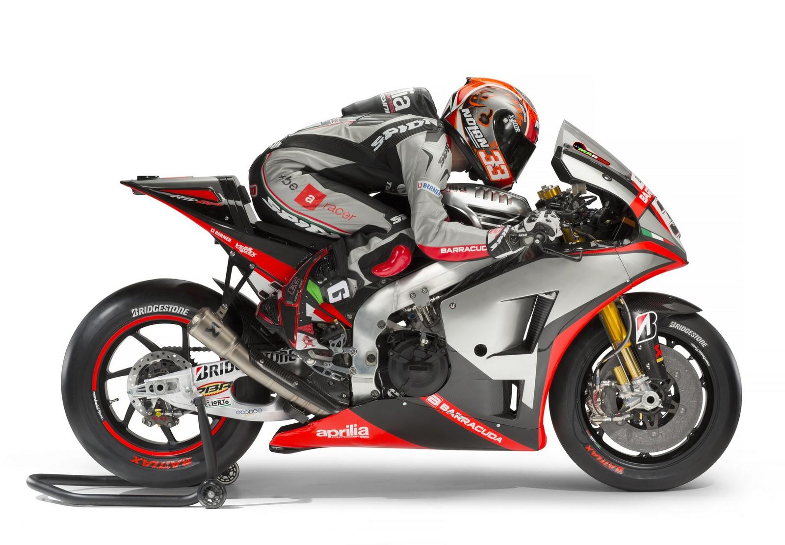 Aprilia Moto... Ducati Indianapolis