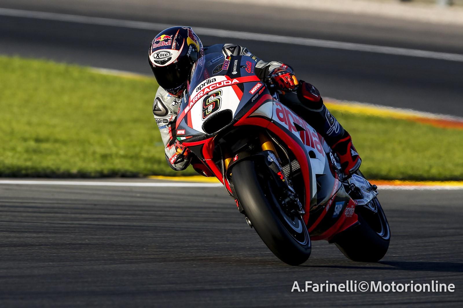 MotoGP Test Valencia
