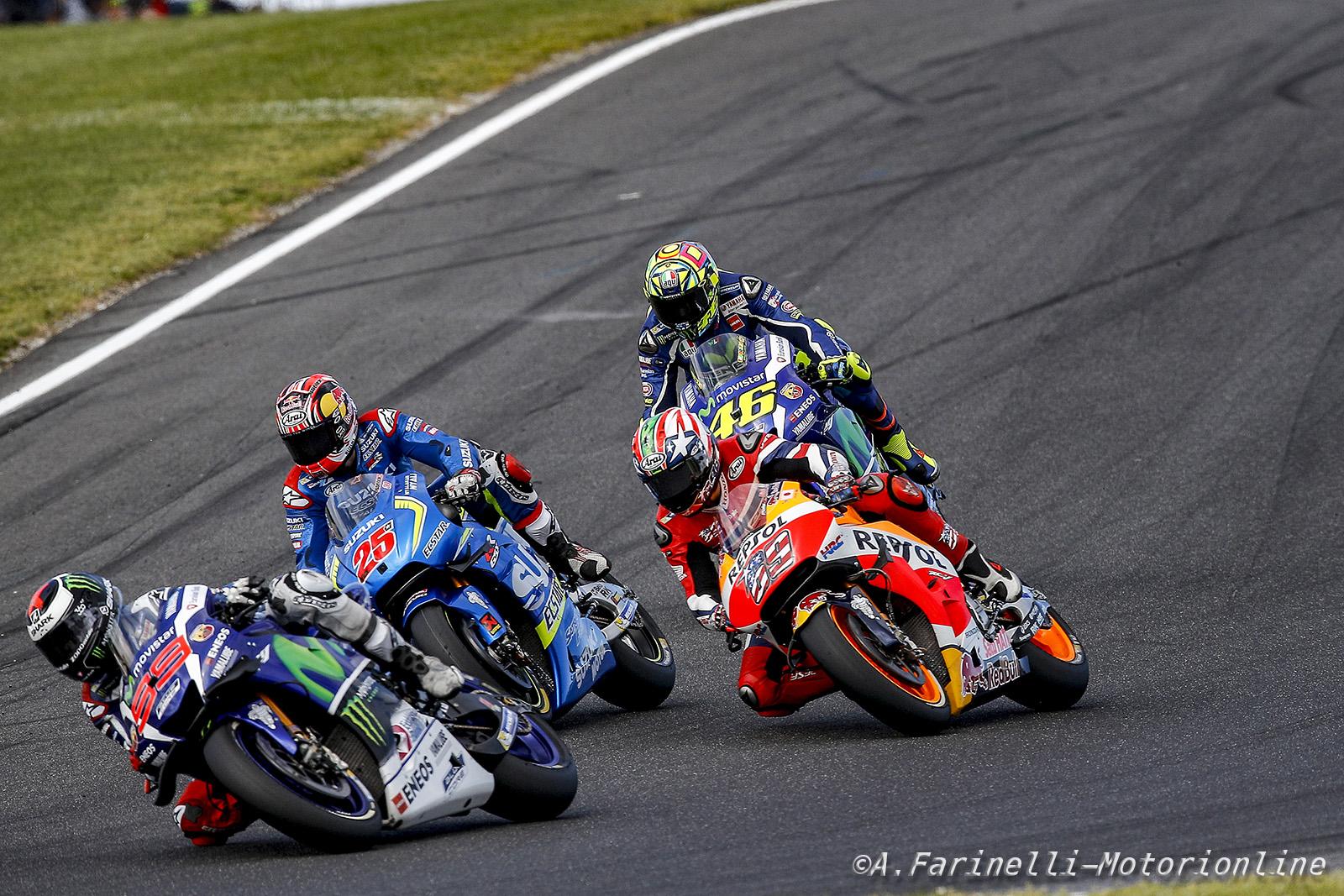 MotoGP Phillip-Island 2016RACE Foto MotoGP alta risoluzione 6 di 83