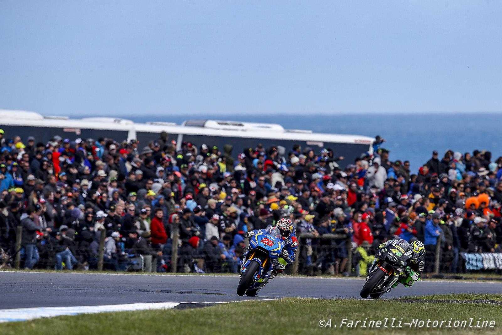 MotoGP Phillip-Island 2016RACE Foto MotoGP alta risoluzione 19 di 83