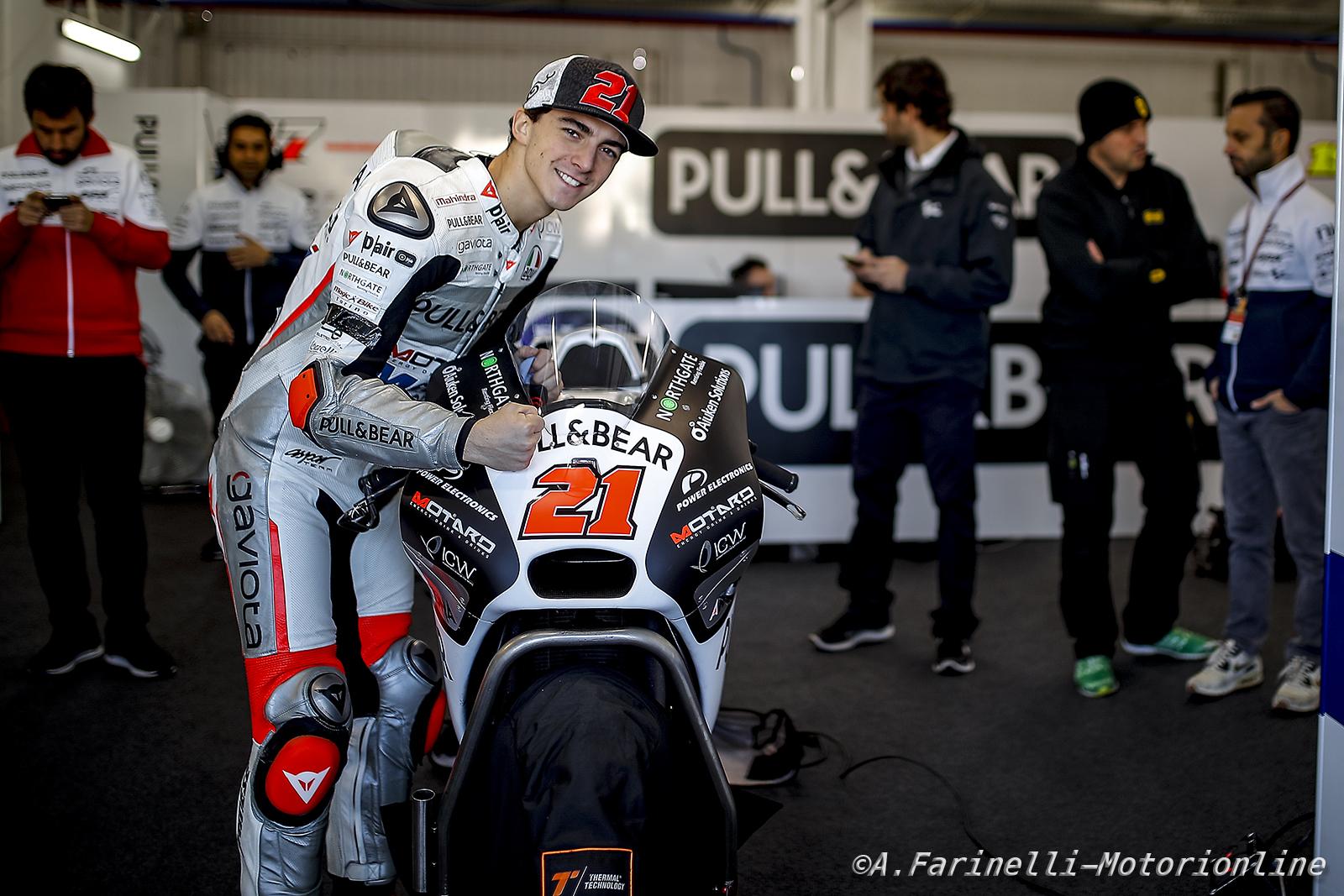 MotoGP Valencia Test 2016Day_1 Foto MotoGP alta risoluzione 24 di 76
