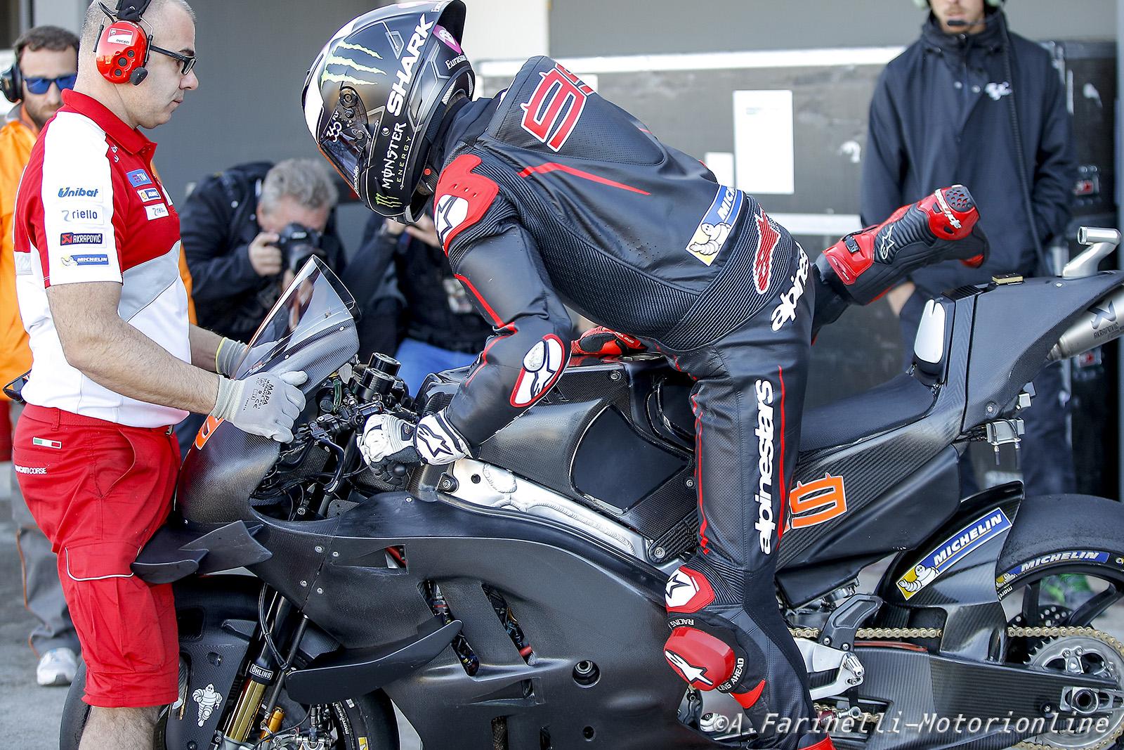 MotoGP Valencia Test Day_2