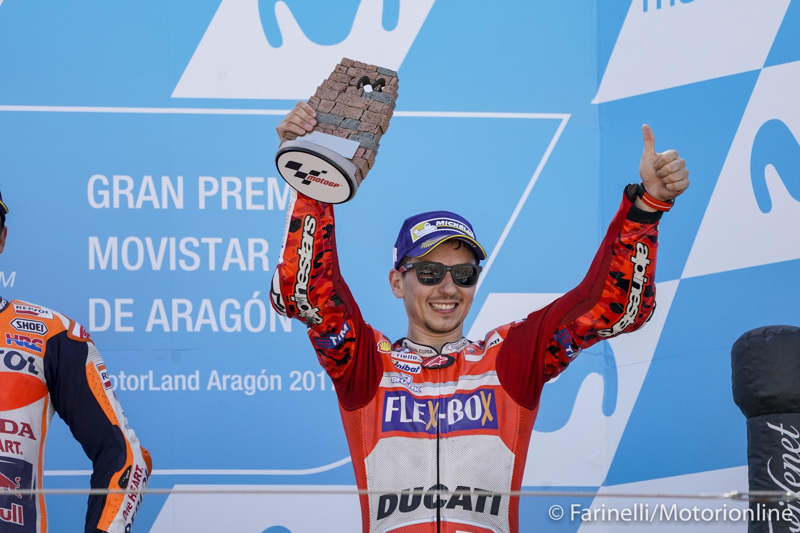 MotoGP Aragon 2017RACE Foto MotoGP alta risoluzione 28 di 88
