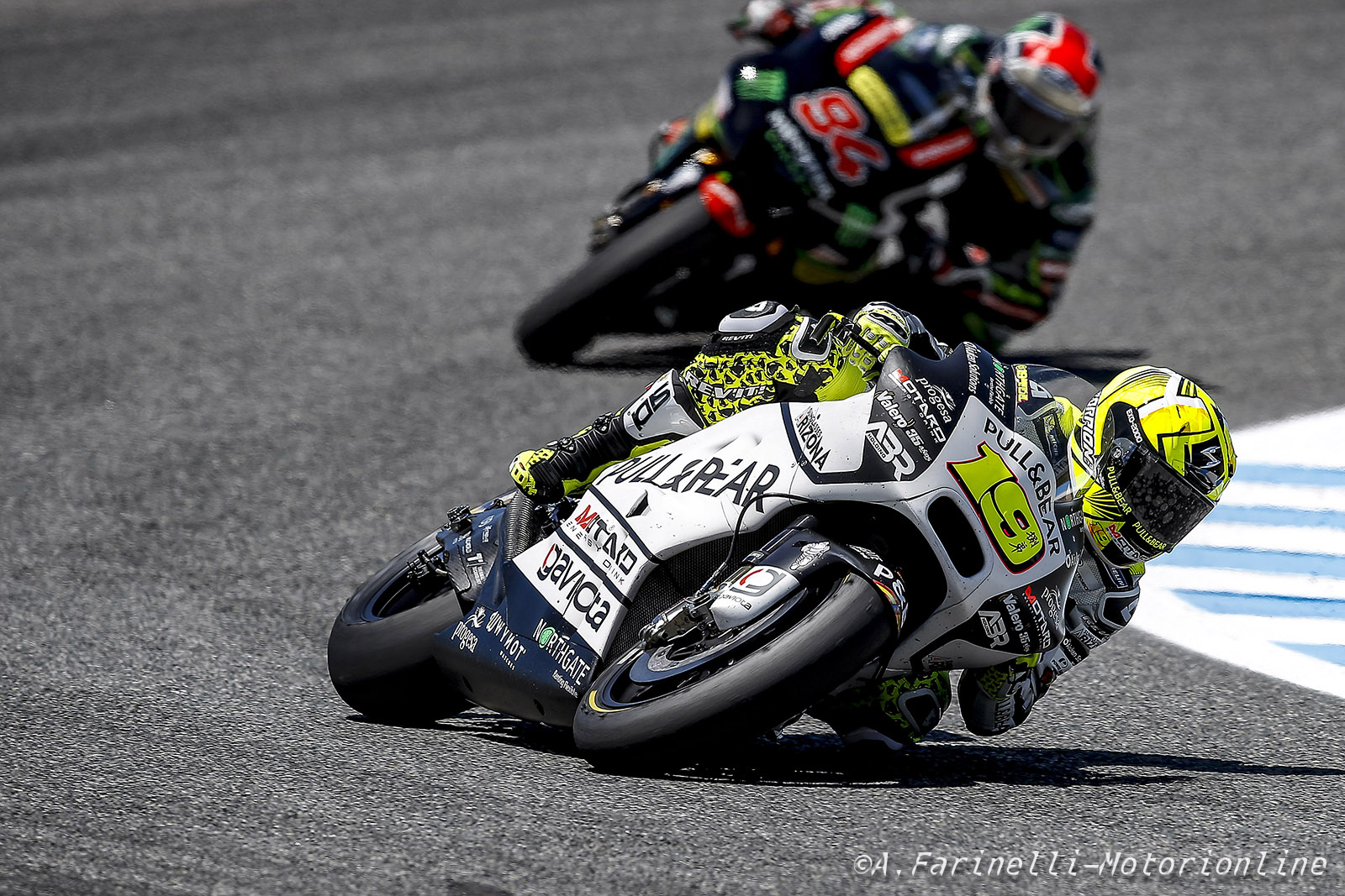 MotoGP Jerez 2017RACE Foto MotoGP alta risoluzione 21 di 98