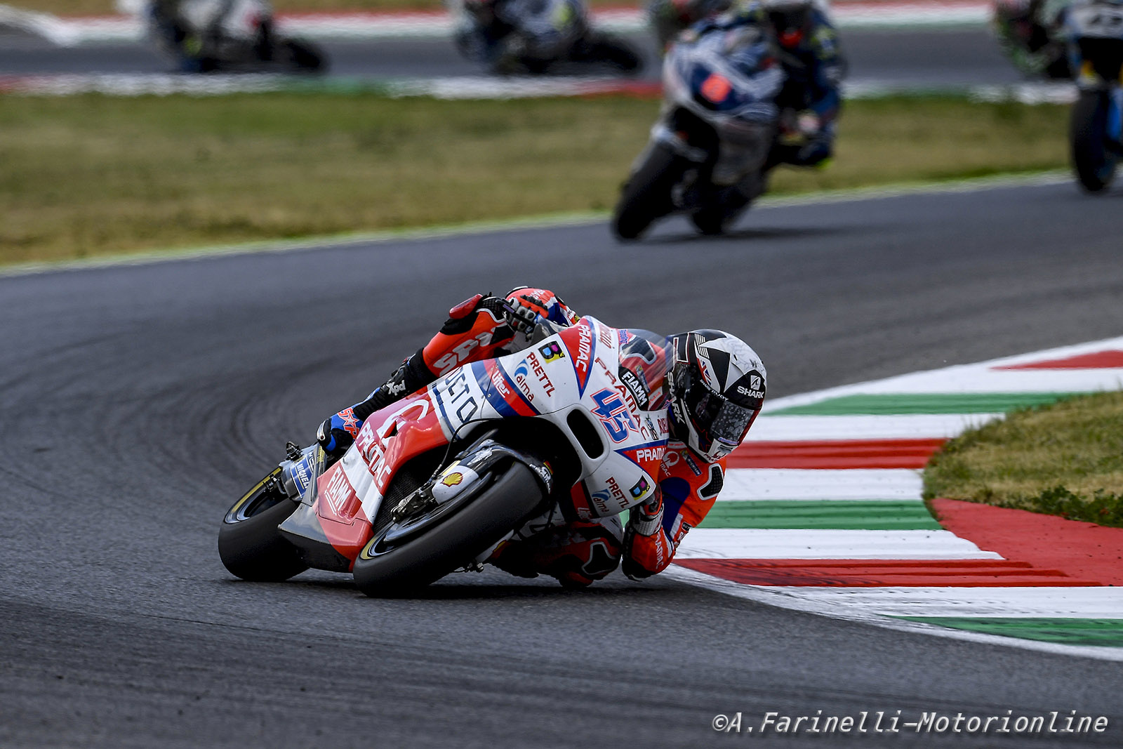 MotoGP Mugello RACE