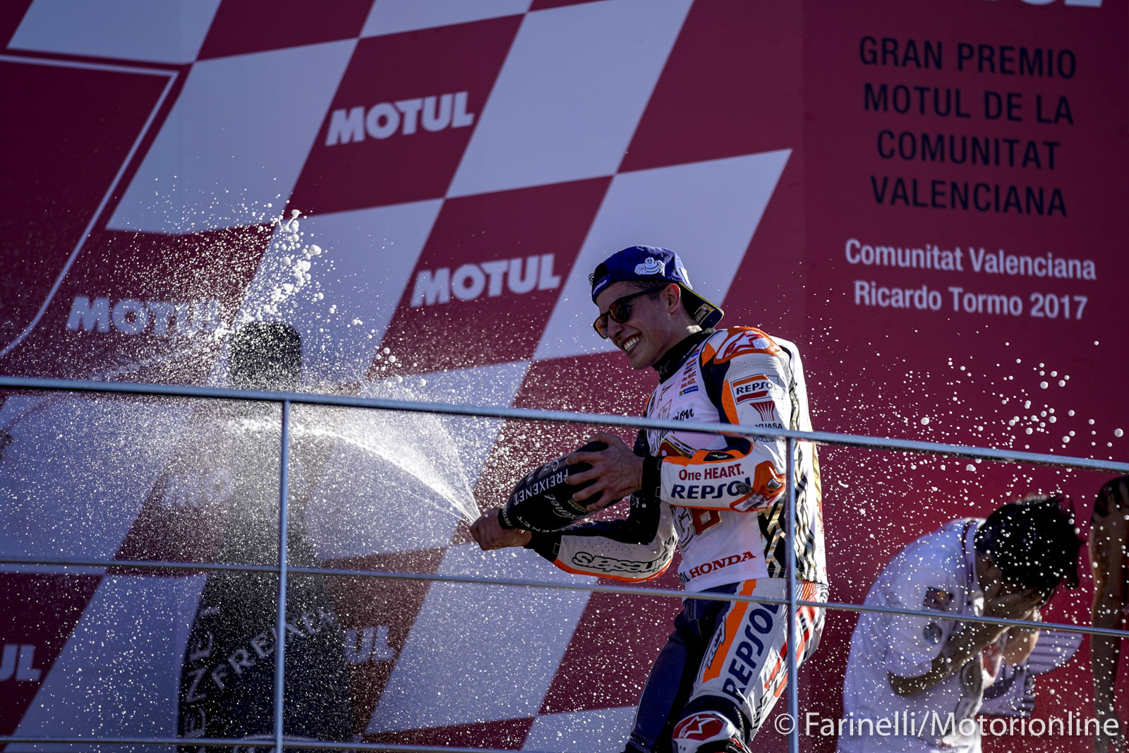 MotoGP Valencia RACE
