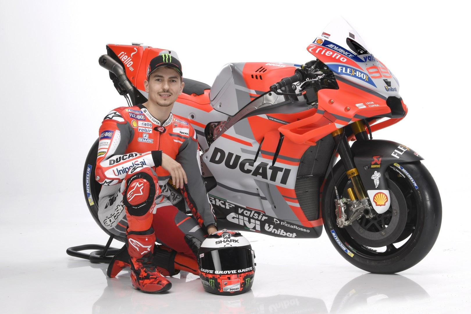 Ducati Desmosedici GP18
