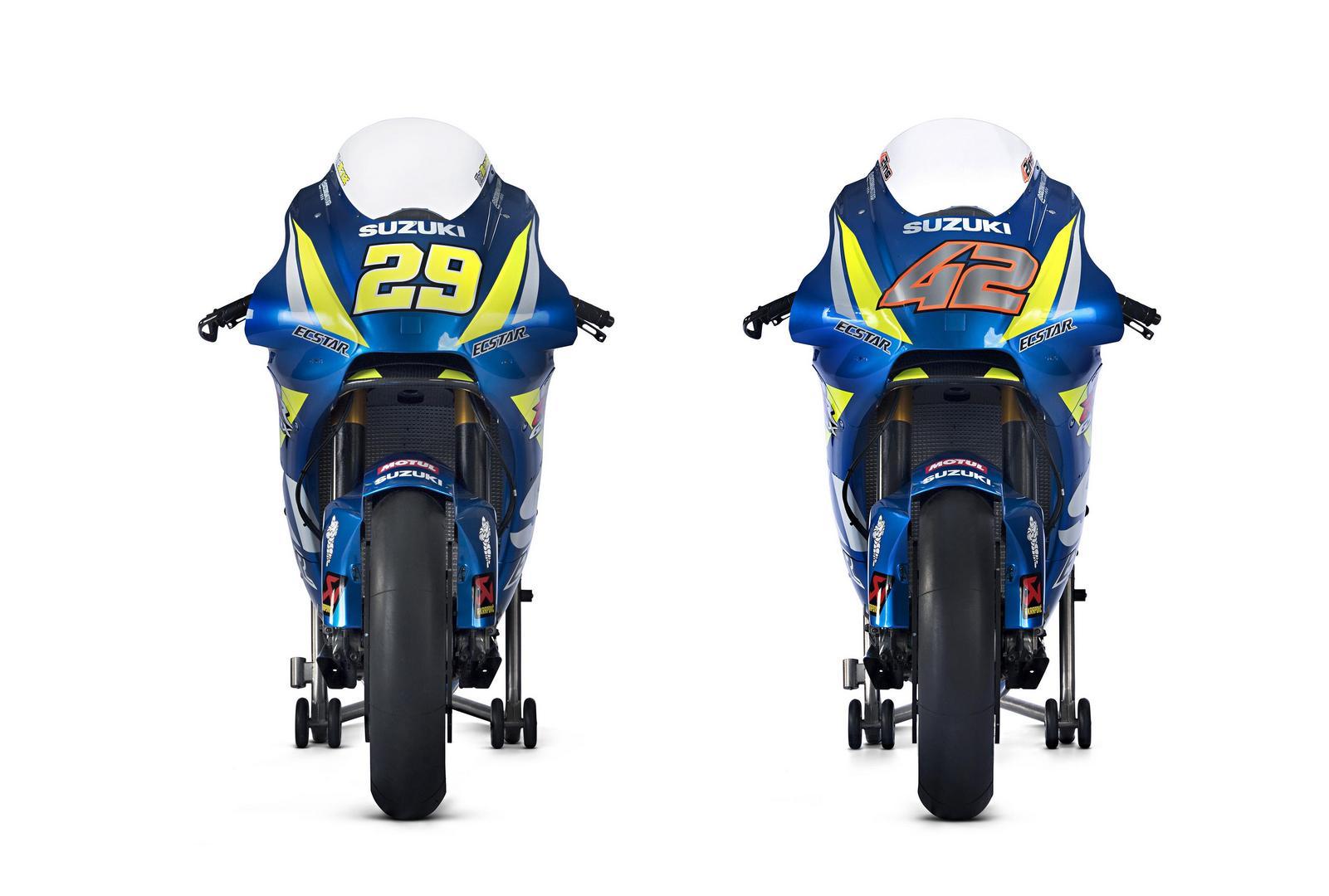Suzuki Iannone Rins