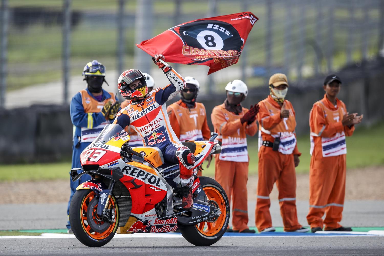 Marquez World Champion