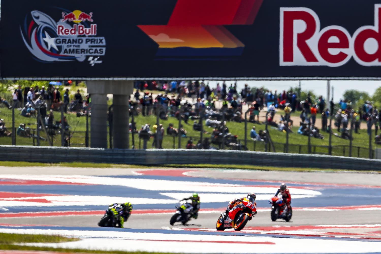 MotoGP Austin RACE