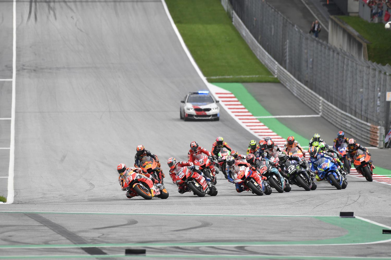 MotoGP Austria RACE