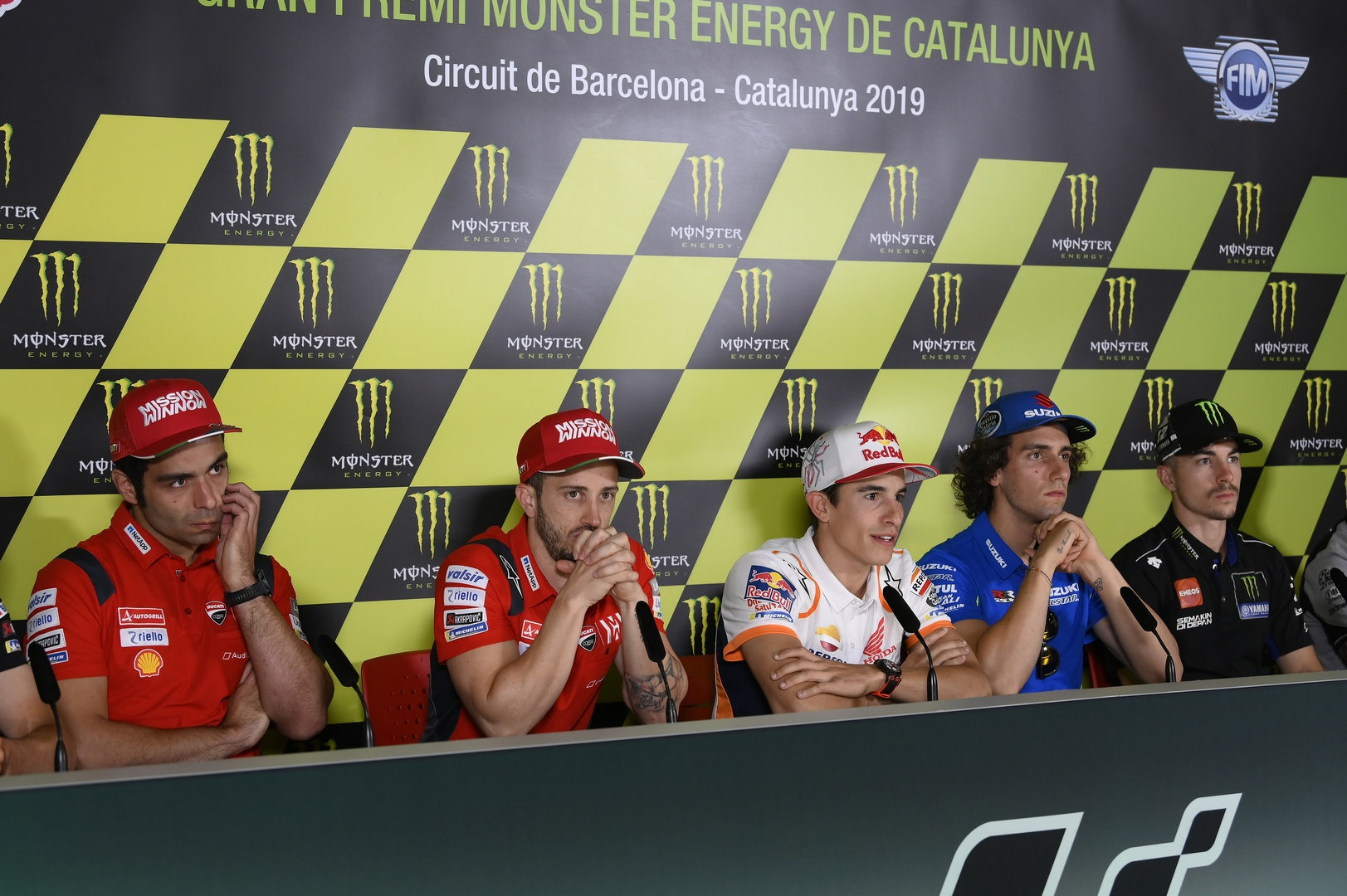MotoGP Barcellona Day_1