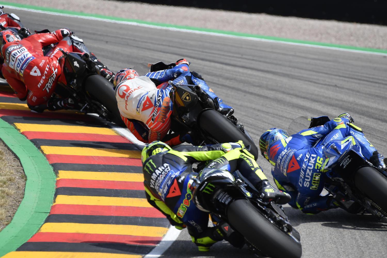 MotoGP Sachsenring RACE
