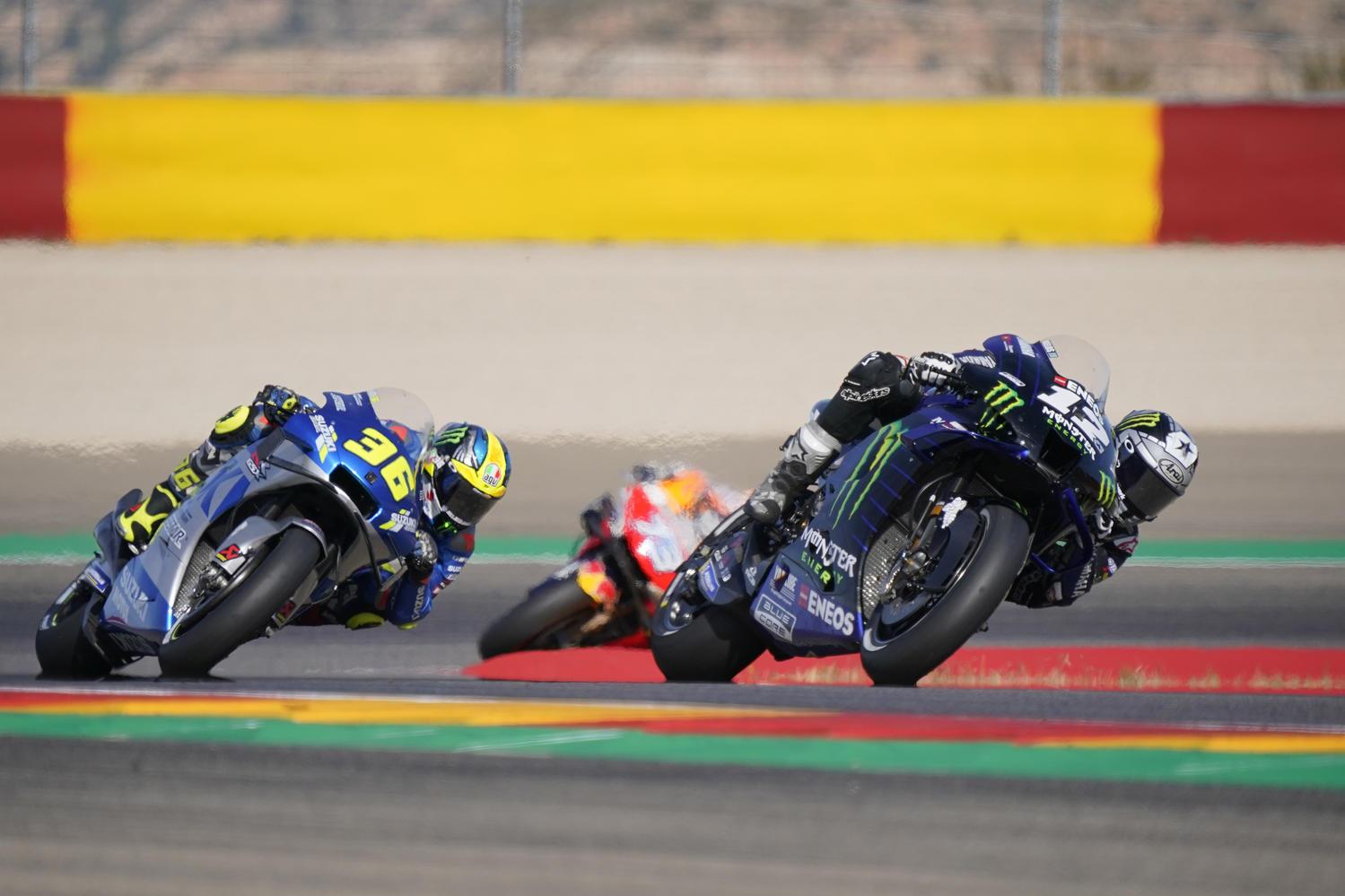 MotoGP Aragon RACE