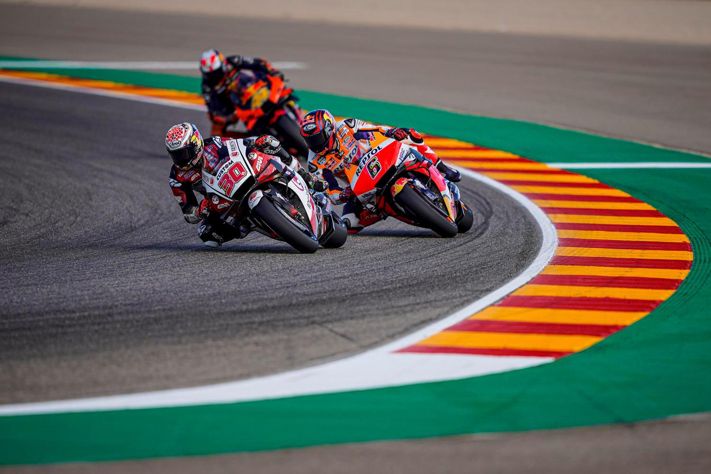 MotoGP Aragon 2 Day_1