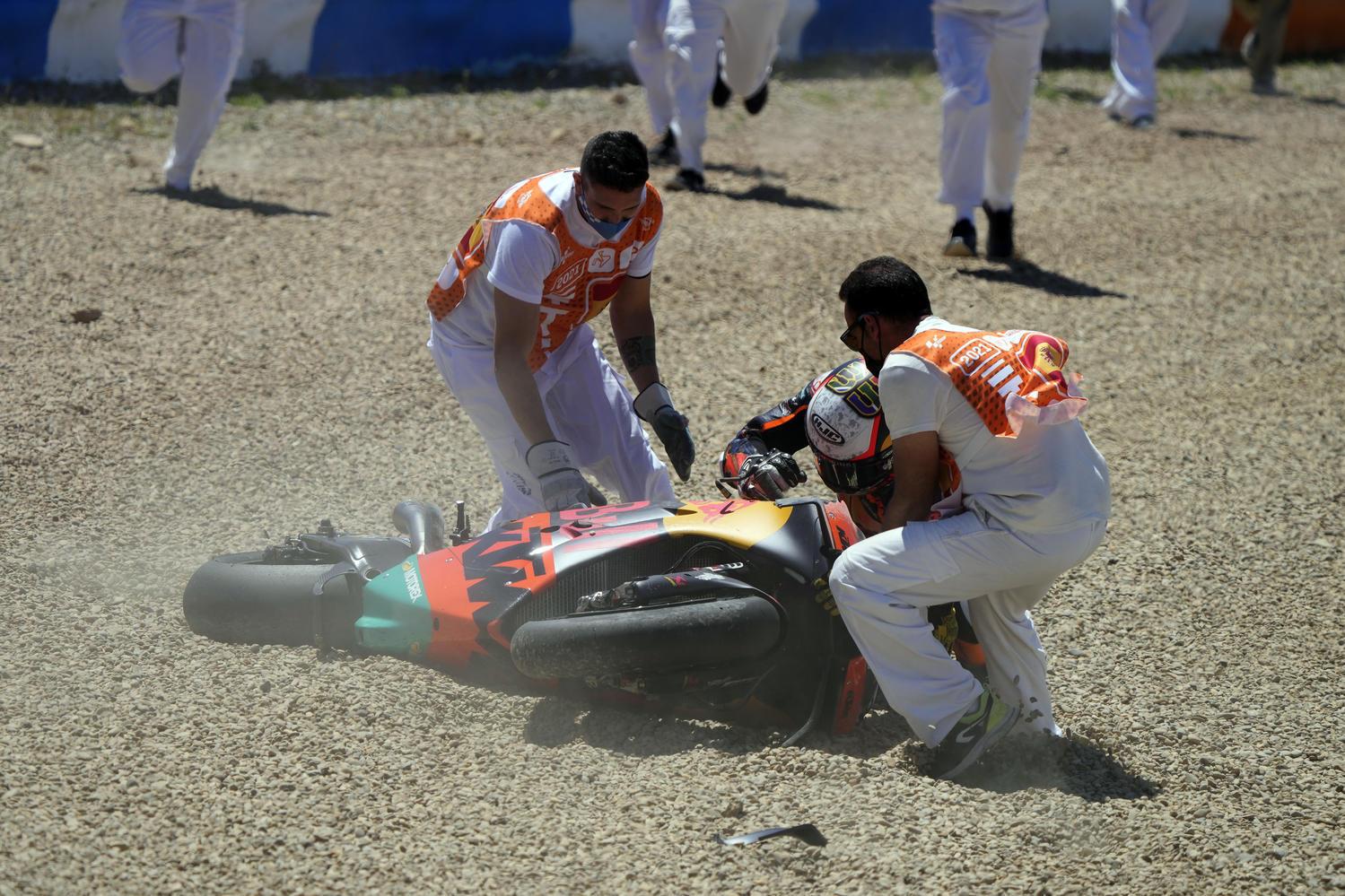 MotoGP Jerez RACE