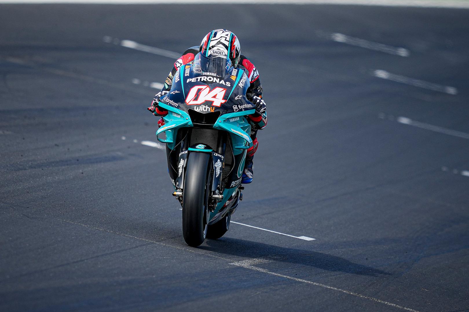 Test MotoGP Misano