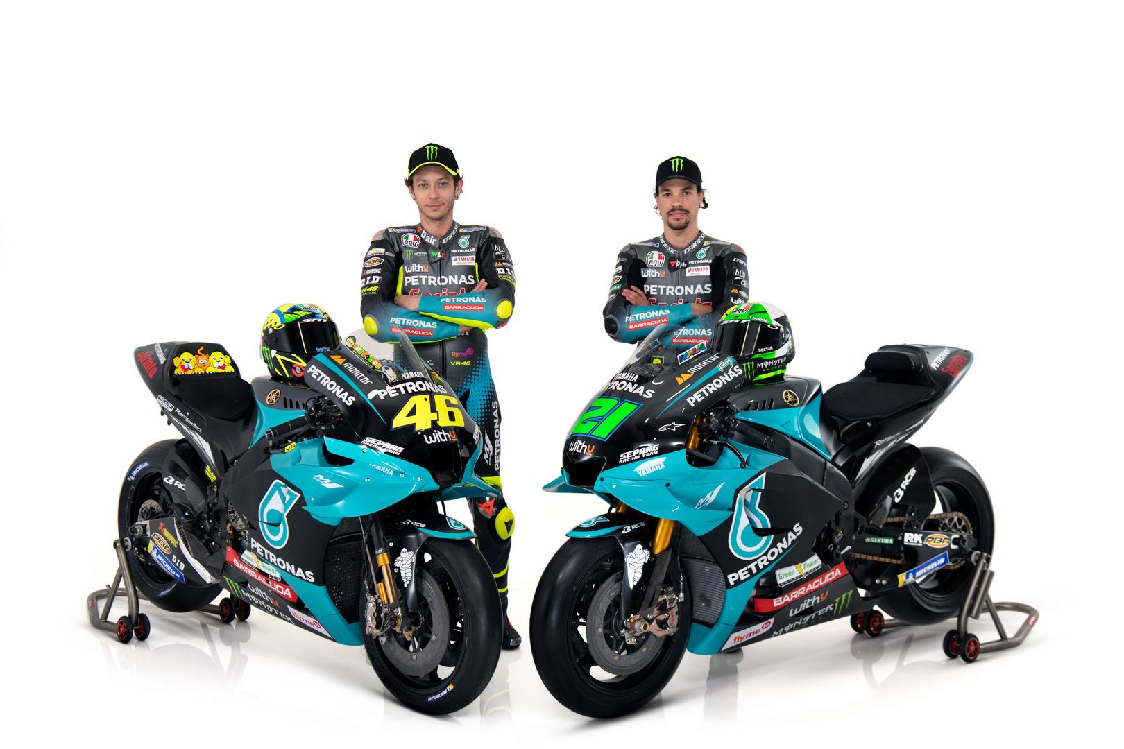 Yamaha Petronas Rossi Morbidelli