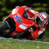"""MotoGP – Casey Stoner: """"La 800 è più difficile della 990"""""""