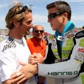 """MotoGP – Carl Fogarty: """"Toseland può vincere al debutto"""""""