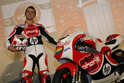 250cc – Test Losail – Hector Barbera al comando