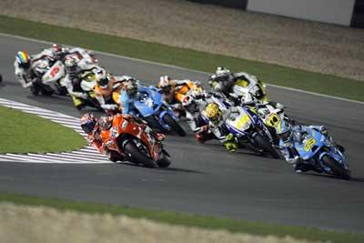 MotoGP – Record di ascolti per la gara di Losail, Qatar