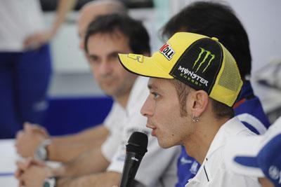 """MotoGP – Preview Losail – Valentino Rossi: """"Passare dalle 990 alle 800 è stato un errore"""""""