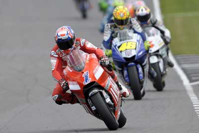 MotoGP – Per Burgess Casey Stoner sarà l'avversario principale di Rossi