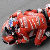 MotoGP – Test Sepang Day 3 – Stoner chiude al Top, Rossi 2° e Capirossi 3°