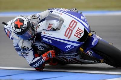 MotoGP – Jorge Lorenzo spiega il perchè è rimasto in Yamaha