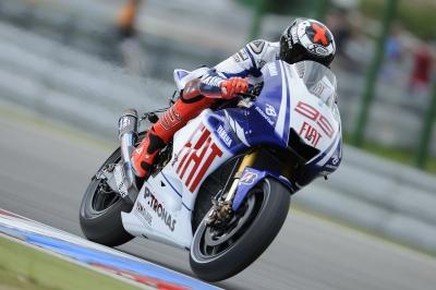 MotoGP – Test Brno – Jorge Lorenzo prova elettronica e partenze