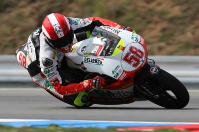 250cc – Brno QP1 – Pole position per Marco Simoncelli
