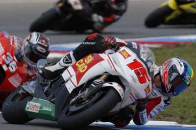 MotoGP – Brno – Una farfalla rovina la gara di Alex De Angelis
