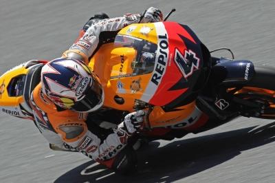 MotoGP – Barcellona Day 1 – Quarto tempo per Andrea Dovizioso
