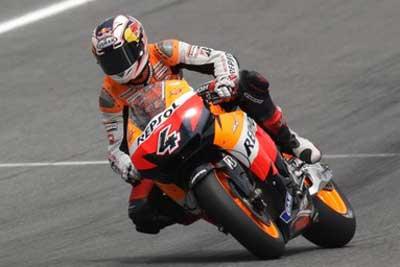 MotoGP – Test Barcellona – Dovizioso precede Rossi e Lorenzo