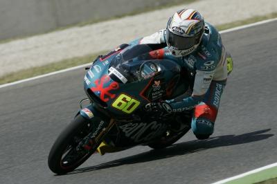 125cc – Barcellona FP1 – Julian Simon subito al comando