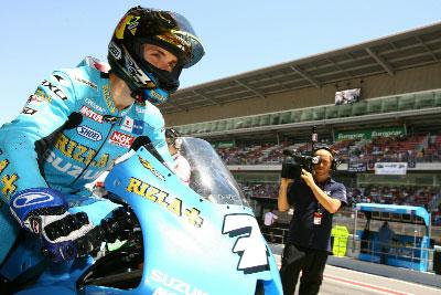 MotoGP – Barcellona Day 1 – Chris Vermeulen è fiducioso