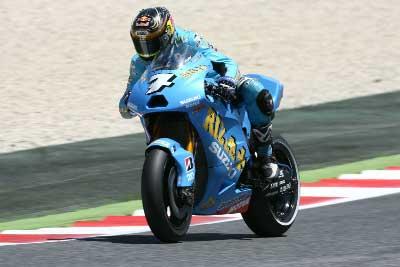 "MotoGP – Barcellona QP1 – Chris Vermeulen: ""Giornata difficile"""